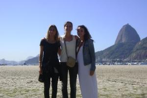 Primer día en Río!